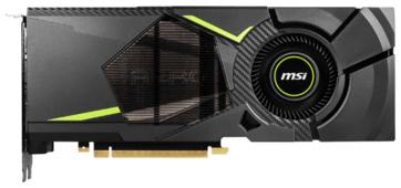 Видеокарта MSI GeForce RTX 2070 1410MHz PCI-E 3.0 8192MB 14000MHz 256 bit HDMI HDCP AERO