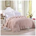 Плед Hongda Textile Полоса, 150 x 200 см