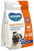 Подгузники для собак Медмил Petmil WC Doggies M