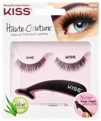 Kiss накладные ресницы Haute Couture Single Lashes Chic