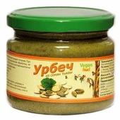 Vegan food Урбеч из семян тыквы