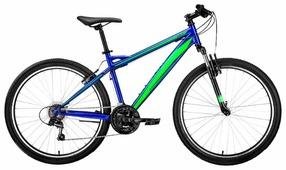 Горный (MTB) велосипед FORWARD Flash 26 1.0 (2019)