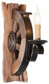Настенный светильник Дубравия Айвенго 187-64-11W