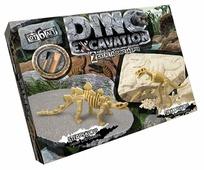 Набор для раскопок Danko Toys Dino Excavation Динозавры № 3