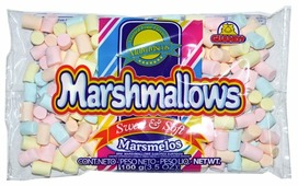 Маршмеллоу Guandy Sweet & Soft mini цветные 75 г