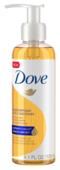 Dove мицеллярный гель для снятия макияжа с маслами