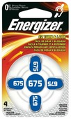 Батарейка Energizer Zinc Air 675