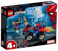 Конструктор LEGO Marvel Super Heroes 76133 Автомобильная погоня Человека-паука