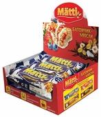 Злаковый батончик Matti Энергия злаков в йогуртовой глазури Черника и йогурт, 6 шт