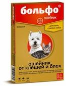 Больфо (Bayer) Больфо Ошейник для кошек и мелких собак 38см