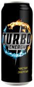 Энергетический напиток Turbo Energy Чистая энергия