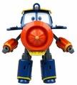 Роботы, трансформеры SilverLit Robot Trains Виктор 80168RT
