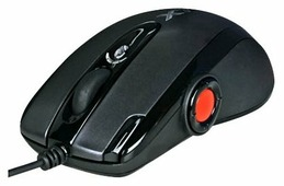 Мышь A4Tech XL-755BK Black USB