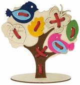 Шнуровка IQ Format Дерево (4627151961002)