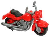 Мотоцикл Полесье Кросс (6232) 27 см