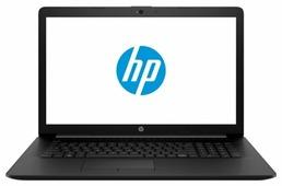 "Ноутбук HP 17-by1021ur (Intel Core i5 8265U 1600 MHz/17.3""/1600x900/4GB/1016GB HDD+Optane/DVD-RW/Intel UHD Graphics 620/Wi-Fi/Bluetooth/DOS)"