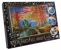 Danko Toys Набор алмазной вышивки Diamond Mosaic Осень (DM-01-03) 40х30 см