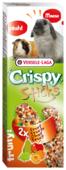 Лакомство для кроликов, грызунов Versele-Laga Crispy Sticks с фруктами
