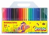 Каляка-Маляка Фломастеры 24 шт. (ФКМ24)