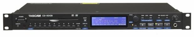 CD-проигрыватель Tascam CD-500B