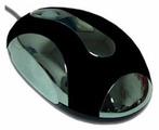 Мышь NeoDrive Зеркальная Черная USB