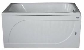 Отдельно стоящая ванна Triton СТАНДАРТ 120