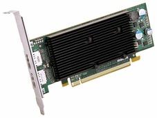 Видеокарта Matrox M9128 PCI-E 1024Mb 64 bit Low Profile