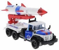 Ракетная установка ТЕХНОПАРК ЗИЛ-131 Космос (CT10-001-R-1) 1:43 21 см