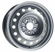 Колесный диск Eurodisk 64J43Y 6x15/5x114.3 D66.1 ET43 Silver
