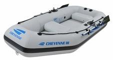 Надувная лодка Jilong Cheyenne III 400 set Jl007108n