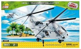 Конструктор Cobi Small Army 2365 Тяжелый транспортный вертолет