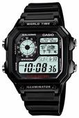 Наручные часы CASIO AE-1200WH-1A