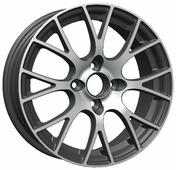 Колесный диск Proma GT 15 6x15/4x100 D60.1 ET50 Неро