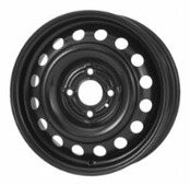 Колесный диск Magnetto Wheels 14007 5.5x14/4x100 D57.1 ET45 Black