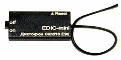 Диктофон Edic-mini Card 16 E92