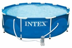 Бассейн Intex Metal Frame 28202/56999