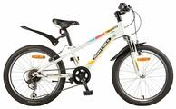 Подростковый горный (MTB) велосипед Novatrack Pointer 20 6 (2017)