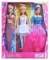 Набор кукол Defa Lucy Три подружки 8242