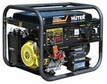 Бензиновый генератор Huter DY8000LXA (6500 Вт)