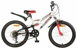 Подростковый горный (MTB) велосипед Novatrack Shark 20 6 (2017)