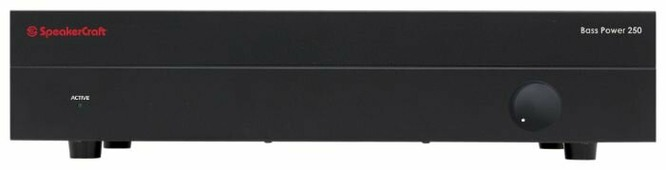 Усилитель для сабвуфера SpeakerCraft Bass Power 250