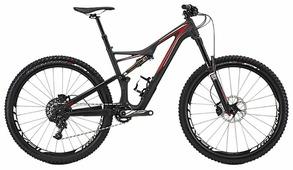 Горный (MTB) велосипед Specialized Stumpjumper FSR Expert 650B (2016)