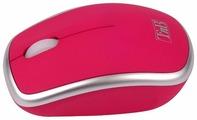 Мышь T'nB RUBBY Pink-Silver USB
