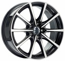 Колесный диск Borbet BL5 7x16/5x114.3 D72.5 ET40 Black Polished
