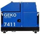 Бензиновый генератор Geko 7411 ED-AA/HEBA SS (5200 Вт)