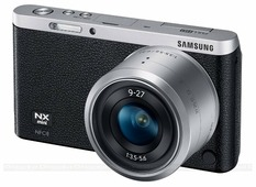 Фотоаппарат Samsung NX Mini Kit