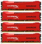 Оперативная память 8 ГБ 4 шт. HyperX HX321C11SRK4/32