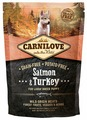 Корм для собак Carnilove Salmon & Turkey for Large breed puppy