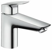 Однорычажный смеситель для ванны hansgrohe Logis Monotrou 71311000