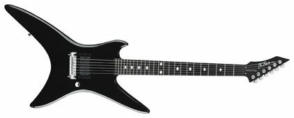 Электрогитара B.C. Rich Stealth Chuck Schuldiner Tribute